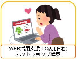 Web活用支援